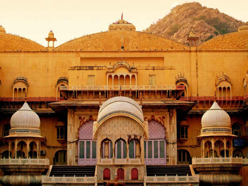 Hotel Burja Haveli, Alwar, Rajasthan - City Palace
