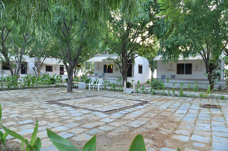 Hotel Burja Haveli, Alwar, Rajasthan - cottage3